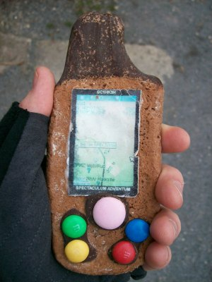 Garmin Gingerbread